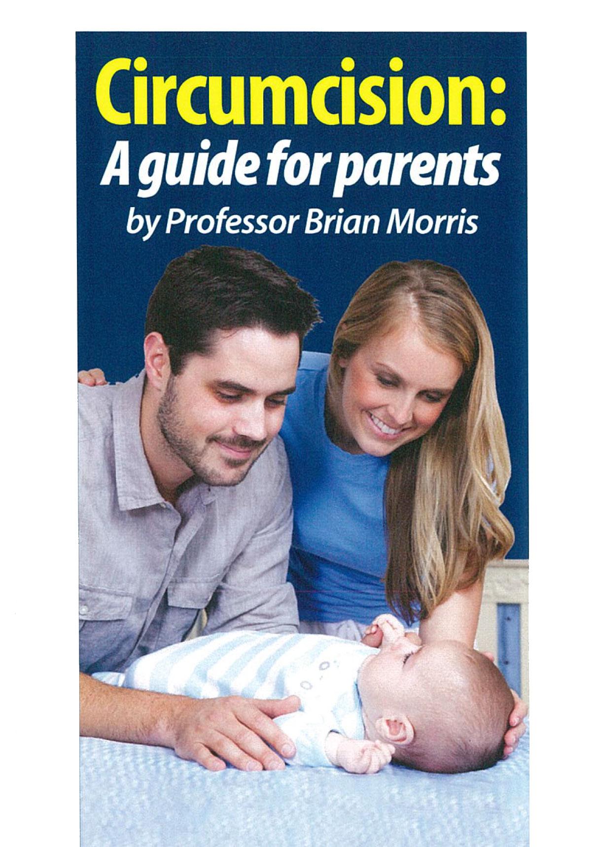 Circumcision a Guide for Parents
