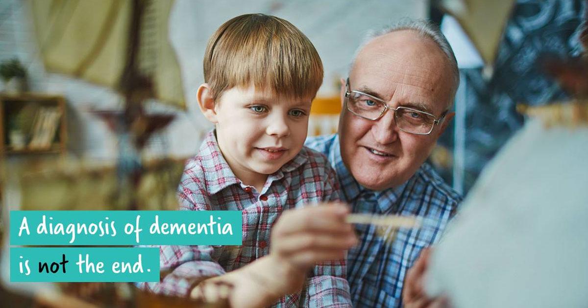 Alzheimer : every second matters!