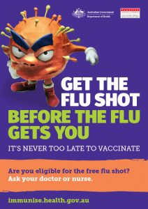 Influenza Immunisation Fact Sheet